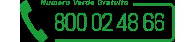 Numero verde AQuachiara