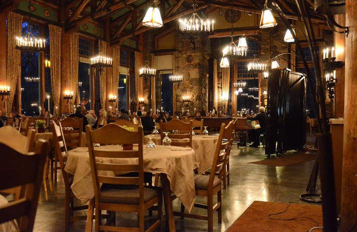 ristorante successo